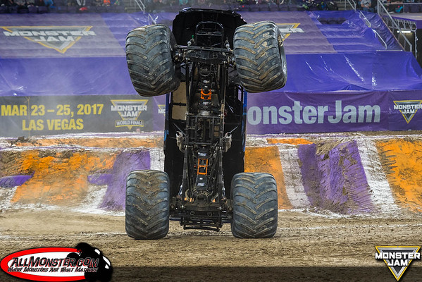 Orlando, Florida - Monster Jam World Finals XX Freestyle