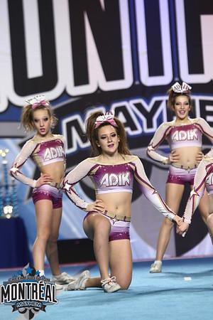 Adik Cheer All Stars Smak - Senior 3