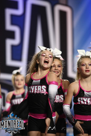 Flyers Cheer Gym  Fancy - Small Youth 2
