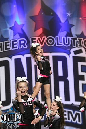 Flyers Cheer Gym  Sensation - Small Youth 3