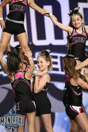 Flyers Cheer Gym Shooting Starz - Junior 1