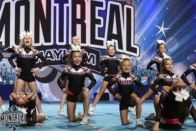 Flyers Cheer Gym  Sparkle - Youth 1