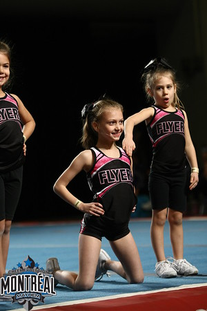 Flyers Cheer Gym - Super Starz - Youth 1