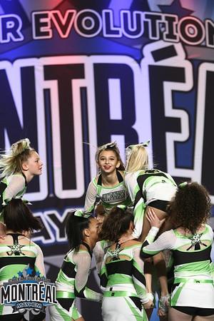 Limelight Cheerleading Shine - Small Junior 3