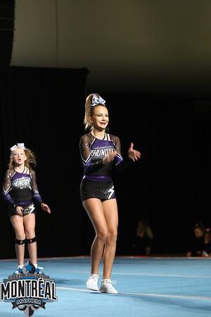 Thunder All-Stars Cheerleading Onyx Queens - Junior 2