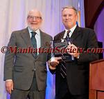 Colonel Richard Kemp Receives The Emet Award