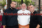 Sean Forgione, Larry Forgione, Marc Forgione