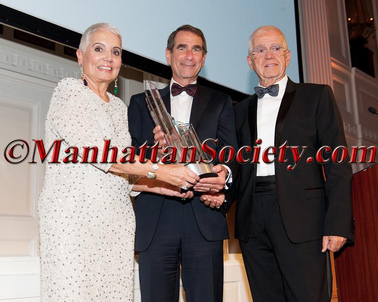Rosa Oriol, Former Ambassador Alan Solomont, Salvador Tous