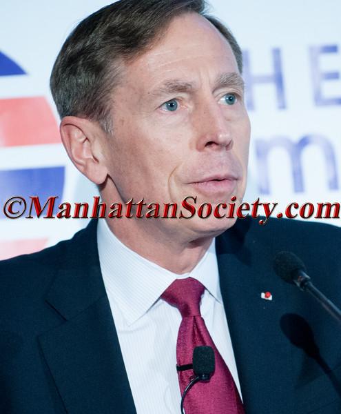 The Common Good Forum & American Spirit Awards with General David Petraeus