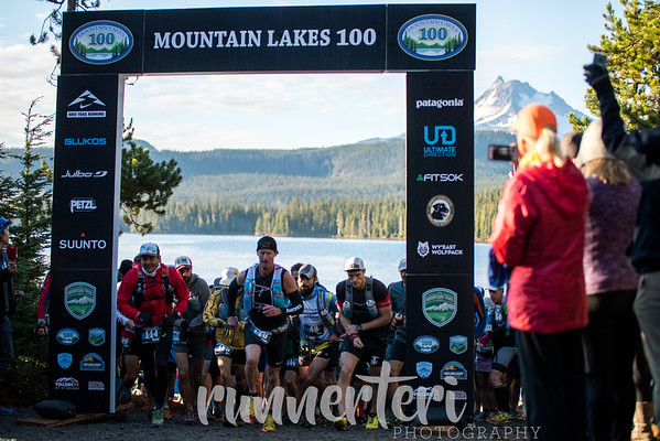 2016 Mountain Lakes 100