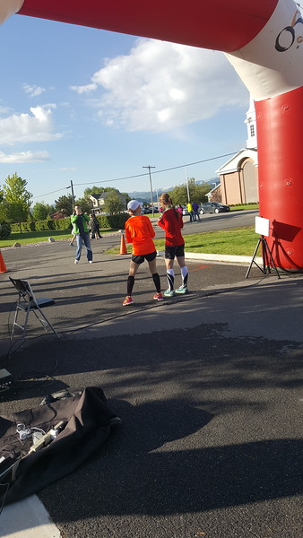 2016 Mt Green Half Marathon