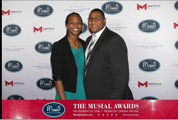 2016 Musial Awards