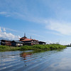 A serene community in Inle Lake