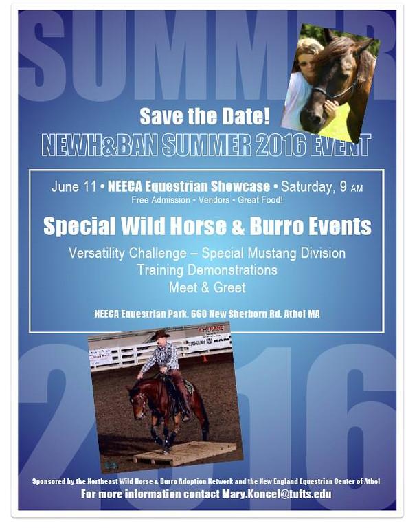 160611 NEECA Equestrian Park
