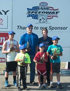 2016 NHRA D5 Junior Divisional at Oahe Speedway