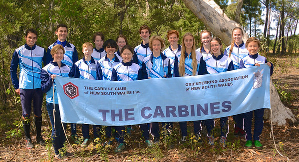 2016 - NSW Schools Team