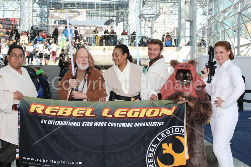 Rebel Legion