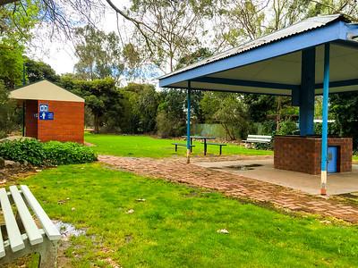 Lions Park Violet Town