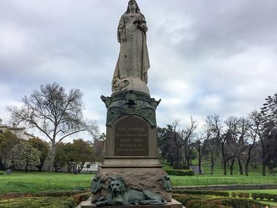 Queen Victoria Bendigo