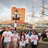Power Walk with Marc during the National Urban League Conference in Baltimore, Maryland, Saturday, August 6, 2016. (Photo by Sharon Farmer)