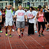 Power Walk during the National Urban League Conference in Baltimore, Maryland, Saturday, August 6, 2016. (Photo by Sharon Farmer)