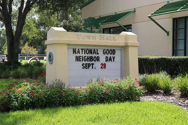 2016 National Good Neighbor Day