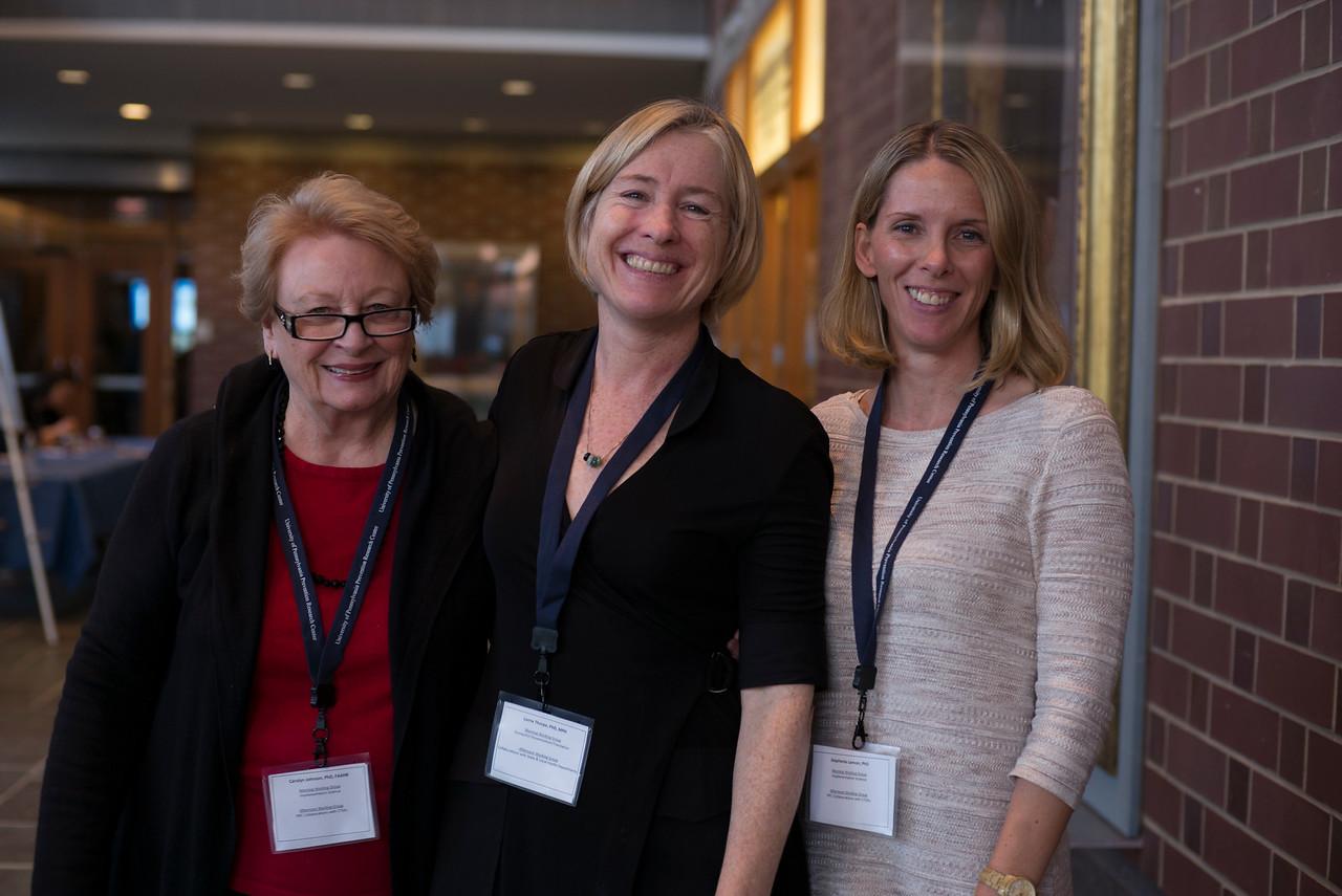 Carolyn Johnson; Lorna Thorpe; Stephenie Lemon