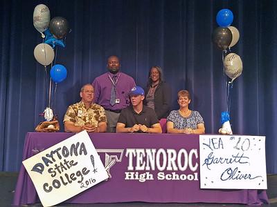 THS-Garrett Oliver-Daytona State College