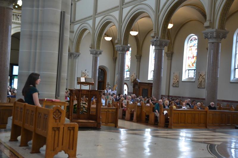 2016 New Evangelization Conference Mass