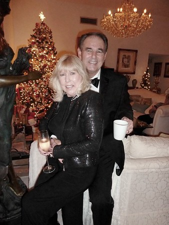 2016 New Years Eve at Francine & James home, Palm Springs, CA