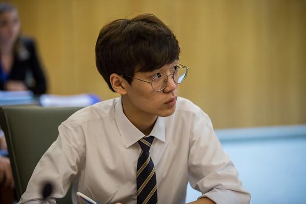 Korean Mock Trial Club (Reeve)