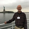 Ken and Statue of Liberty