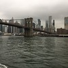 Brooklyn Bridge and city