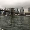 Brooklyn Bridge and city