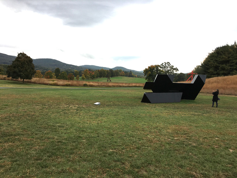Storm King Art Center, commonly referred to as Storm King and named after its proximity to Storm King Mountain, is an open-air museum located in Mountainville, New York.