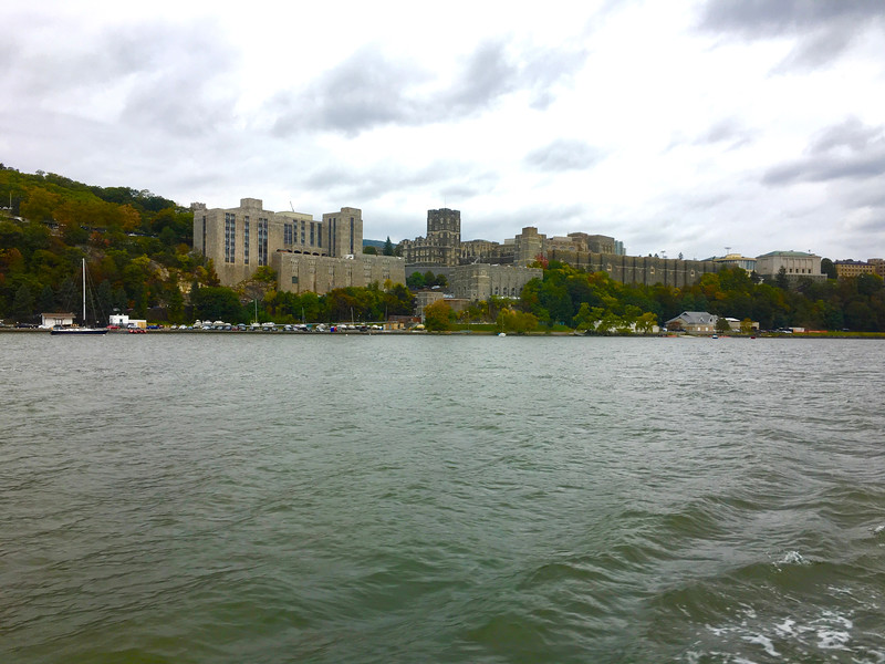West Point from the Hudson