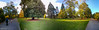 Cell phone panorama @ Christchurch Botanic Gardens