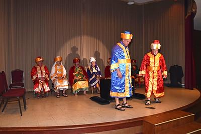 2016 November Ceremonial