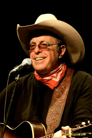 November 18, 2016 - Tom Russell at New Moon Folk Club in St Basil's Cultural Centre