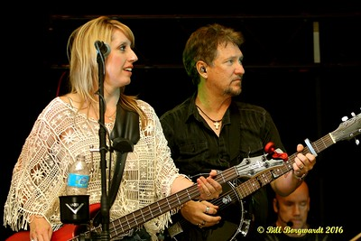 Luanne & Russ Carl - Domino - Boot Scooting 2016 038a