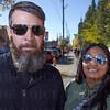Jason Stevenson and Dimple Patel.