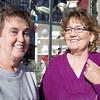 Kathy Butler and Janice Kidder.