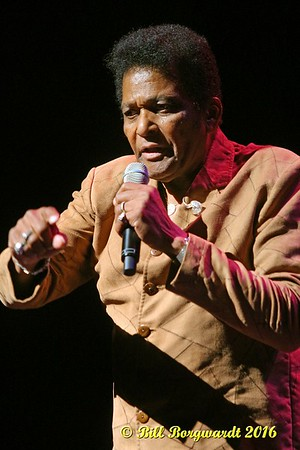 October 12, 2016 - Charley Pride at Jubilee Auditorium