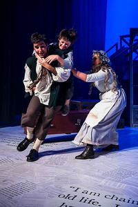 Engadine Musical Society - Oliver - Grant Leslie Photography