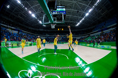 Basketball: 2016 Olympics Rio