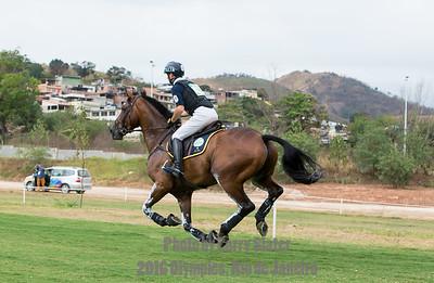 Equestrian Cross Country: 2016 Olympics Rio