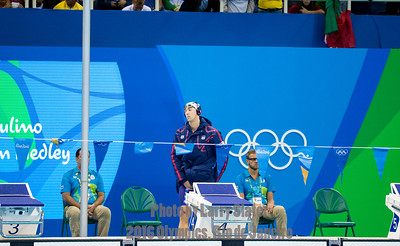 Swimming: 2016 Olympics Rio