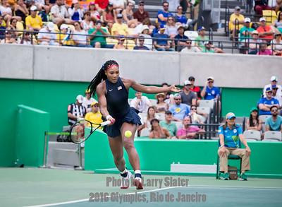 Tennis, Serena Williams: 2016 Olympics Rio