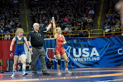 USA Wrestling Women:2016 Olympics Rio