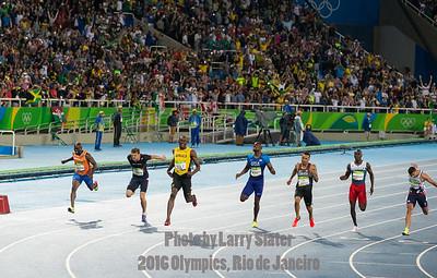 Usain Bolt: 200m Final